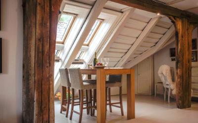 Isolation des combles dans les Vosges